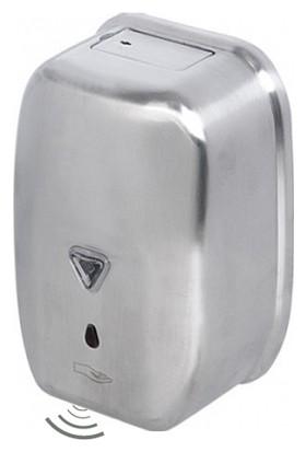 Xinda Fotoselli Çelik Sıvı Sabun Dispanseri 1200 Ml