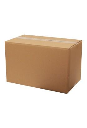 Kaya Tedarik Taşıma Kolisi 40 X 30 X 30 cm Çift Oluklu Kutu Karton Koli 10 Adet