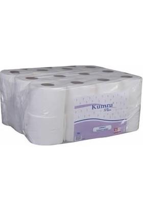 Kumru Compact Tuvalet Kağıdı 46 Mt 24 Rulo