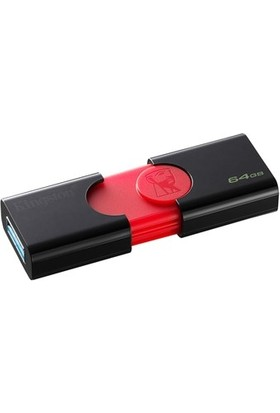 Kingston DataTraveler 106 64GB USB 3.0 Bellek DT106/64GB