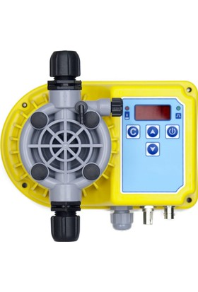 Antech 10 Lt./H – 5 Bar Dijital Sıvı Seviye Kontrollü Dozaj Pompası