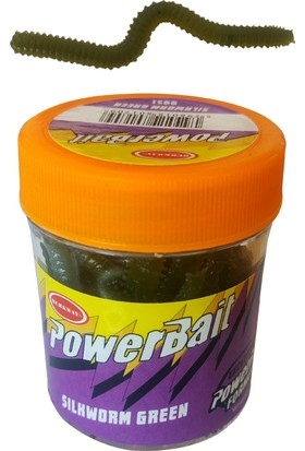 Bestway Power Bait 9951 Silkworm Green Kurt