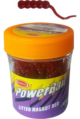 Bestway Power Bait 9953 Litter Maggot Red Kurt
