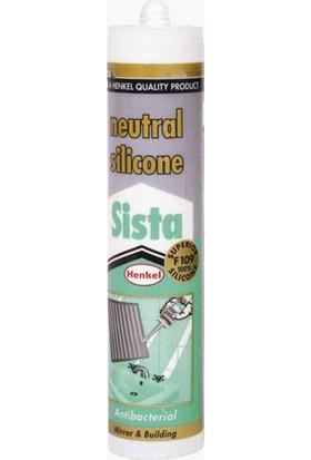 Sista Neutral Ayna Silikonu 310 ml Şeffaf