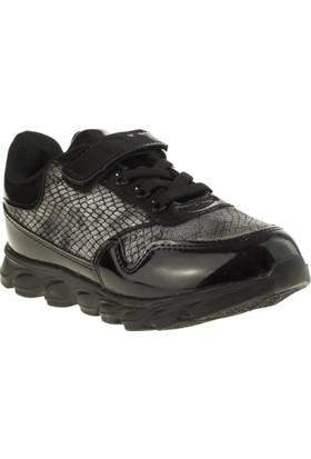 Flubber 23255 Dragon Siyah Çocuk Spor Ayakkabı