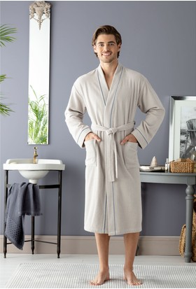 Madame Coco Kimono Ara Biyeli Erkek Bornoz