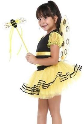 Tülü Akkoç Arı Kız Kostümü