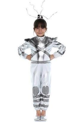 Tülü Akkoç Uzaylı Kostümü