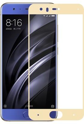 Sonmodashop Xiaomi Mi 6 Ekran Koruyucu 2.5D Cam Ekran Koruyucu
