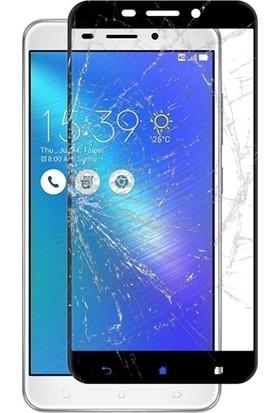 Sonmodashop Asus Zenfone 3 Laser ZC551KL Ekran Koruyucu Cam Full Tam Ekran Koruyucu
