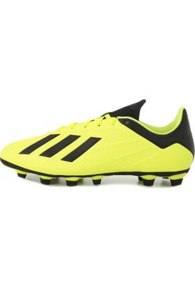 Adidas ADB2188 X 18.4 Fg Erkek Futbol Ayakkabısı Sarı