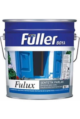 Fulux Sentetik Parlak Boya 0,25 Litre Boncuk Mavi