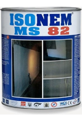 İsonem Ms 82 Rutubet Ve Nem Boyası 1 Kg
