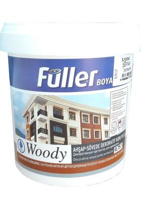 Füller Woody Su Bazlı Şeffaf Vernik 0,75 Litre
