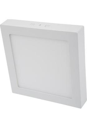 Cata CT-5272 Sıva Üstü Panel Led Armatür Beyaz