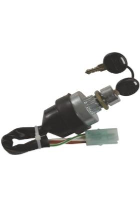 Nesan Hidromek İş makinası / Kontak Anahtarı, Kablolu, Soketli
