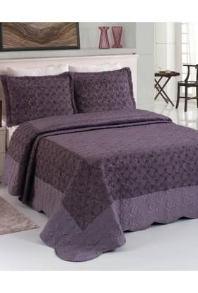 Casandra Çift Kişilik Yatak Örtüsü Salford Lavender