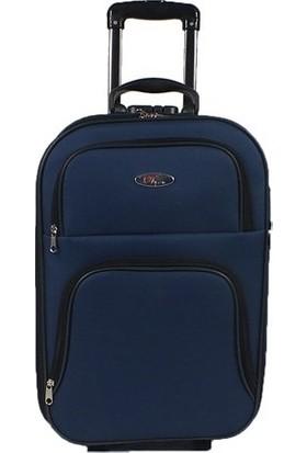Tüyran 2 Tekerlekli Körüklü Orta Boy Bavul