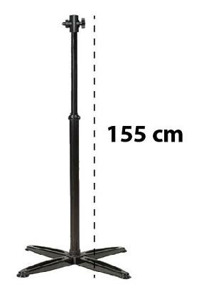 Kumtel Soba Ayağı Çok Amaçlı Lüks Alüminyum Ayak 155 CM