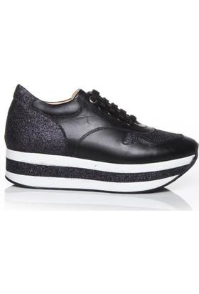 Efem 9443 Kadın Deri Spor Ayakkabı