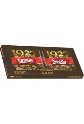 Nestle 1927 Bitter Çikolata 2x80 gr