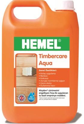 Hemel Timbercare Aqua Emprenye 1Litre Şeffaf