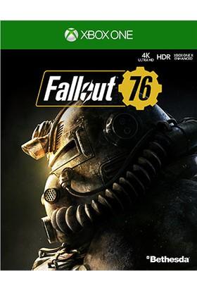 Bethesda Fallout 76 Xbox One Oyun
