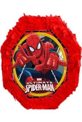 Partici Spiderman Pinyata