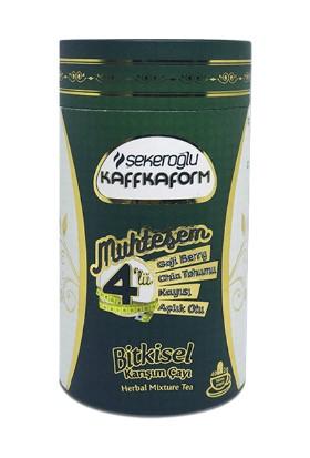 Şekeroğlu Muhteşem Dörtlü Form Çayı 40X2gr