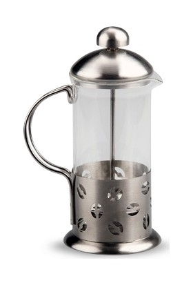 Pi İthalat Filtre Kahve Makinesi French Press Süzgeçli - 350Ml