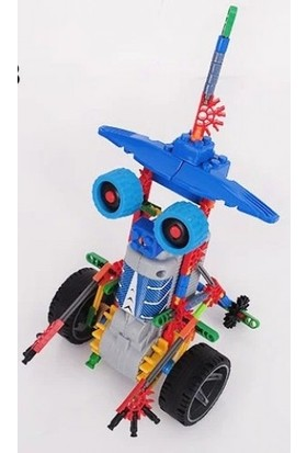 Loz Motorlu Savaşçı Robot Techno