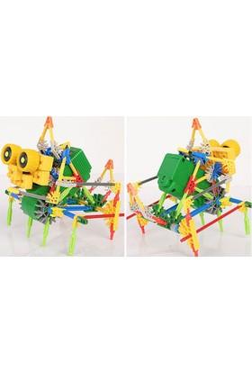 Loz Motorlu Savaşçı Robot Jungle