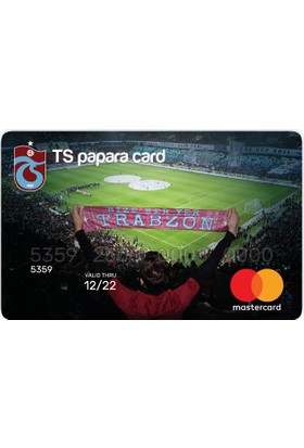 TS Papara Card