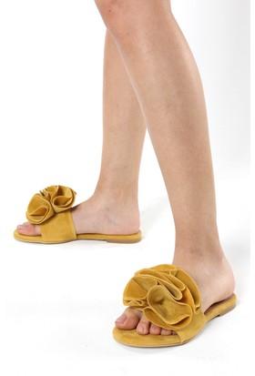 Rovigo Plus Kadın Sarı Ayakkabı