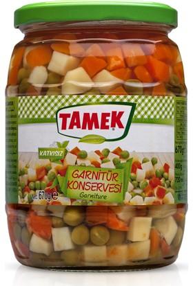Tamek Garnitür 720 Cc ( 670 Gr )