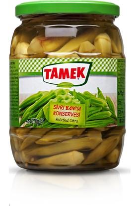 Tamek Sivri Bamya 720 Cc ( 670 Gr )