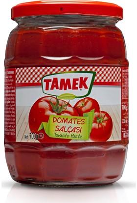 Tamek Domates Salça 720 Cc ( 700 Gr )