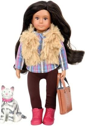Lori Maria Ve Moka Oyuncak Bebek 15 cm