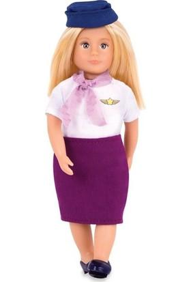 Lori Aurie Oyuncak Bebek 15 cm