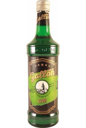 Gallon Kivi (Kiwi) Aromalı Kokteyl Şurup 70 cl