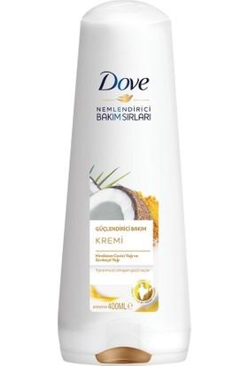 Dove Hindistan Cevizi Yağı ve Badem Sütü Özlü Saç Bakım Kremi 400 ml