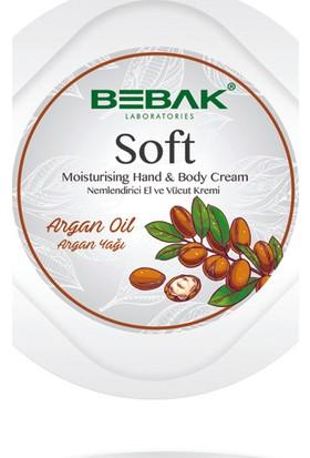 Bebak Krem 300 ml Argan Yağı