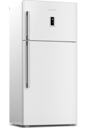 Grundig GRND 6100 A++ 611 lt No-Frost Buzdolabı