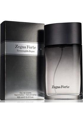 Ermenegildo Zegna Forte For Men Edt 100 Ml Erkek Parfümü