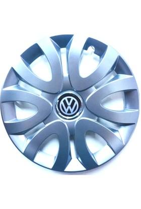 Volkswagen Polo 15 İnch Kırılmaz Esnek Jant Kapağı 4 Lü