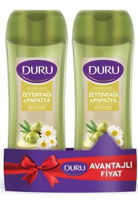 Duru Natural Olive Zeytinyağı & Papatya Duş Jeli Avantaj Paketi 500 ml & 500 ml