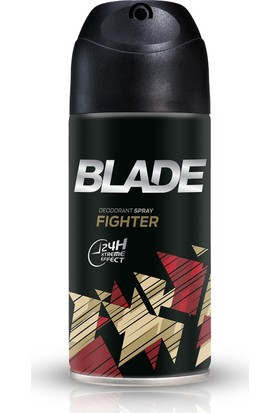 Blade Fighter Men Deo Spray 150 Ml Erkek Deodorant