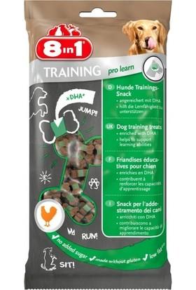 8in1 Pro Learn Beyin Gelişimini Destekleyen Tavuklu Köpek Ödülü 100 gr