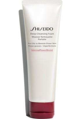 Shiseido Deep Cleansing Foam Temizleme Köpüğü 125 ml