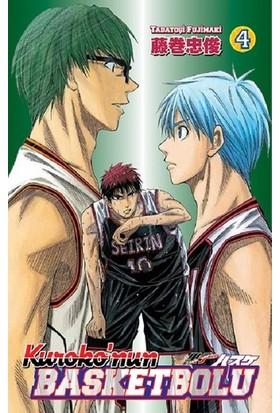 Kuroko'nun Basketbolu 4 - Tadatoşi Fujimaki